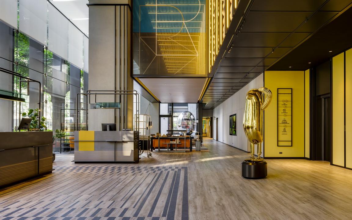 臺北時代寓所 Hotel Resonance Taipei, Tapestry Collection by Hilton